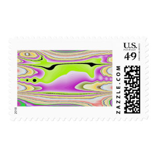 80s Shelamay design Postage Stamps
