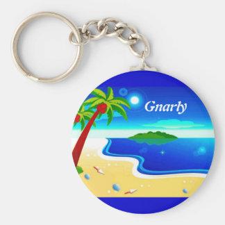 80's Slang Keychain