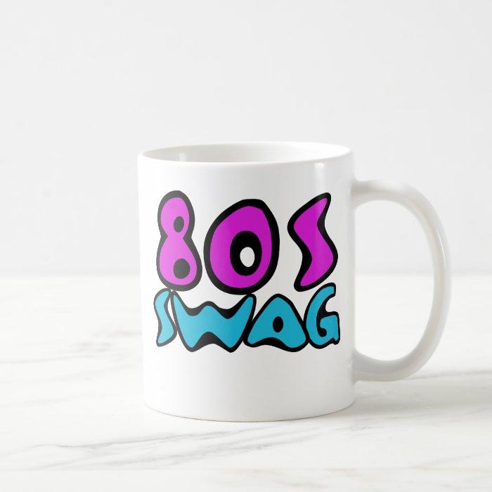 80s swag coffee mug