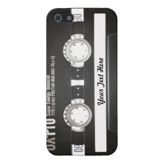 80s Vintage Mix Tape B Side Cover For iPhone SE/5/5s