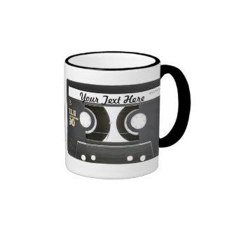 80s Vintage Mix Tape B Side Coffee Mug