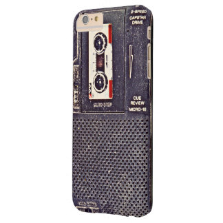 80's walkman barely there iPhone 6 plus case