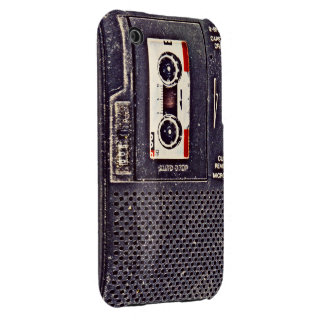 80's walkman iPhone 3 Case-Mate cases