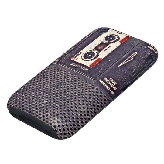80's walkman iPhone 3 tough case