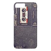 80's walkman iPhone 7 plus case
