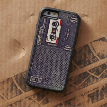 80's walkman tough xtreme iPhone 6 case