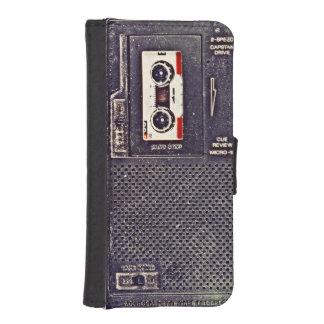 80's walkman wallet phone case for iPhone SE/5/5s