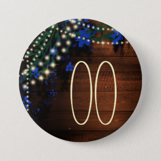 80th 85th 90th 91st 92nd 97th 98th 99th B Birthday Pinback Button