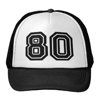 80th Birthday Classic Trucker Hat