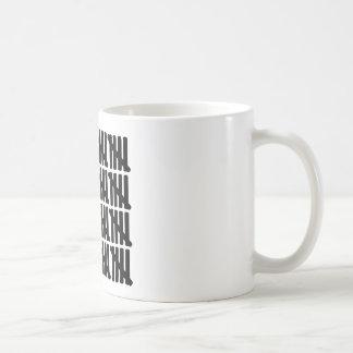 80th birthday classic white coffee mug