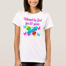 80TH BIRTHDAY PRAYER T-Shirt