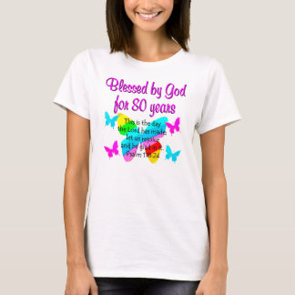 80TH BIRTHDAY PRAYER T-Shirt