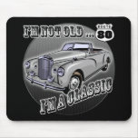 80th Birthday T-shirts and Gifts Mouse Pads