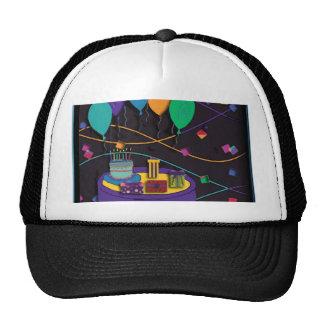80th hats