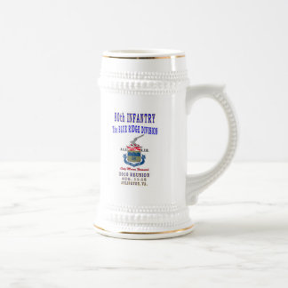 80TH INFANTRY BEER STEIN