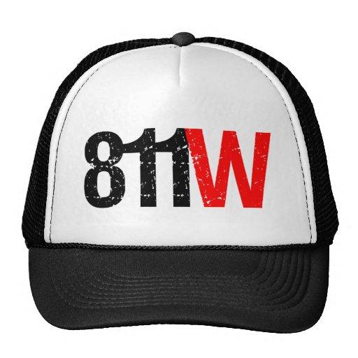 """""""811West"""" gorra - universidad de NOIZ"""