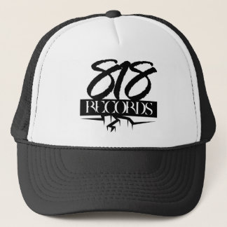 818 Records Hat
