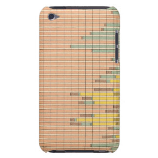 81 Males voting age illiteracy iPod Touch Case