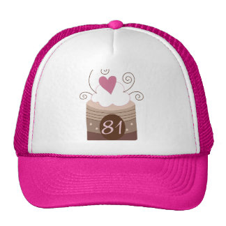 81st Birthday Gift Ideas For Her Hat