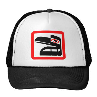 81st Brigade Heavy Armored-Washington State Nation Trucker Hats