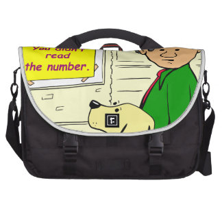 821 lazy people fact number cartoon bag for laptop