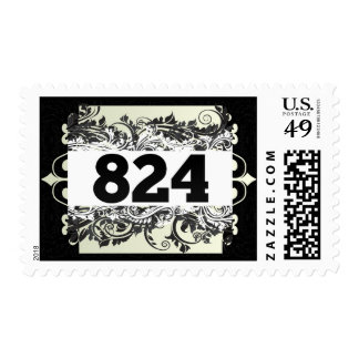 824 POSTAGE STAMPS