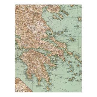 8283 Greece Postcard