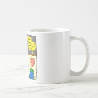 829 mom's a pretty good cook cartoon coffee mug