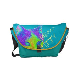 $ 82,95 / € 71,75  Meow Kitty Schoolbag Small Messenger Bag