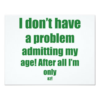 82 admita mi edad anuncio personalizado