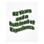 82 butt-load flyers