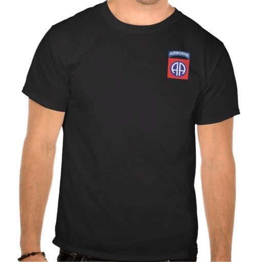 82.o Camisetas de la división aerotransportada