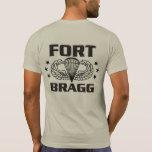 82.o División aerotransportada Fort Bragg Camiseta