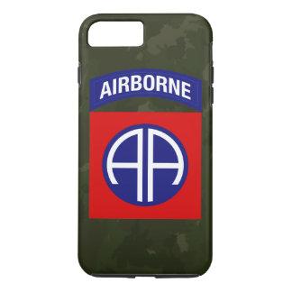 """82.o División aerotransportada """"toda la división Funda iPhone 7 Plus"""