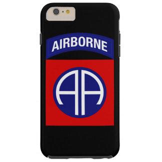 """82.o División aerotransportada """"toda la división Funda Para iPhone 6 Plus Tough"""