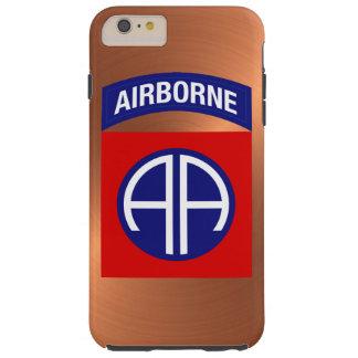 """82.o División aerotransportada """"toda la división Funda Resistente iPhone 6 Plus"""