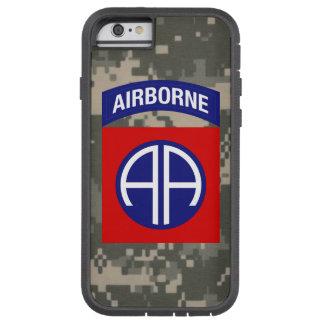 "82.o División aerotransportada ""toda la división Funda Tough Xtreme iPhone 6"