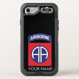 82.o División aerotransportada (todo americana) Funda OtterBox Defender Para iPhone 7