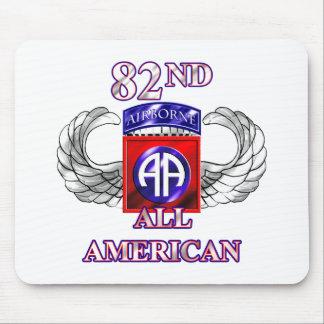 82.o División aerotransportada todo americana Tapete De Ratón