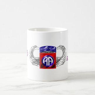 82 o División aerotransportada todo americana Taza De Café