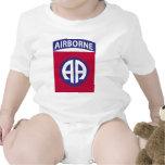 82.o División aerotransportada Traje De Bebé