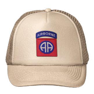 82.o gorra aerotransportado del remiendo de los ve