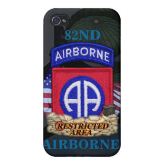 82.os veteranos de la división aerotransportada i iPhone 4/4S fundas