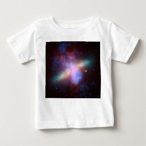 82 un compuesto más sucio de la galaxia M82 del Camisas