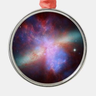 82 un compuesto más sucio de la galaxia M82 del ci Adornos De Navidad