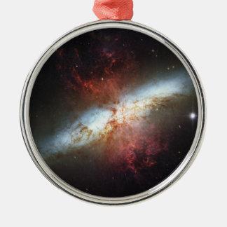82 una galaxia más sucia M82 del cigarro de NGC 30 Ornamentos Para Reyes Magos
