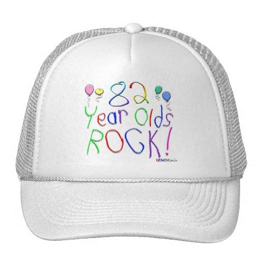 82 Year Olds Rock ! Trucker Hat