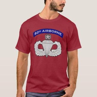 82d Airborne Master Parachutist Tee 2