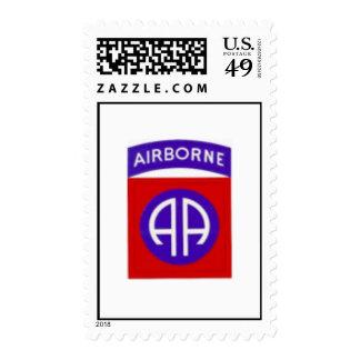 82D AIRBORNE POSTAGE
