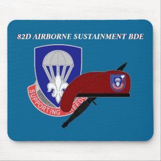 82D AIRBORNE SUSTAINMENT BDE MOUSEPAD